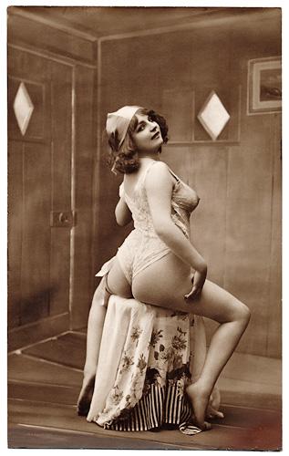 1920s women risque - 3 part 10
