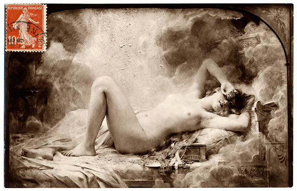 French erotic nudes seems me